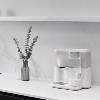AVOURY One Teemaschine - Silver White