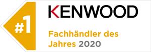 Kenwood Fachhändler des Jahres 2020