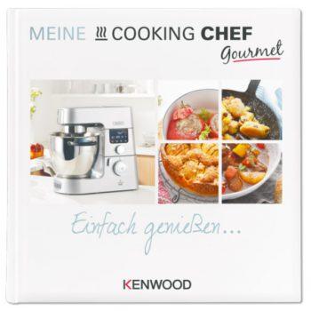 Kenwood Gourmet Kochbuch