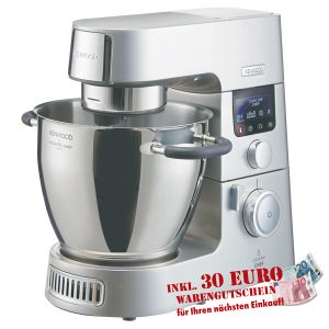 Kenwood KCC 9060 S Cooking Chef Gourmet