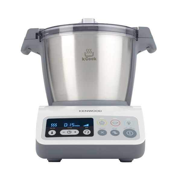 Kenwood KCook KochTrotz Edition · Easy Cooking Paket Kenwood KCook CCC200WH    Barbaras Welt
