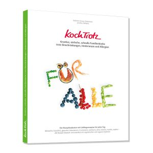 """KochTrotz-Kochbuch """"Für Alle"""""""